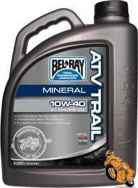 ATV Trail Mineral 4T 10W-40 Engine Oil